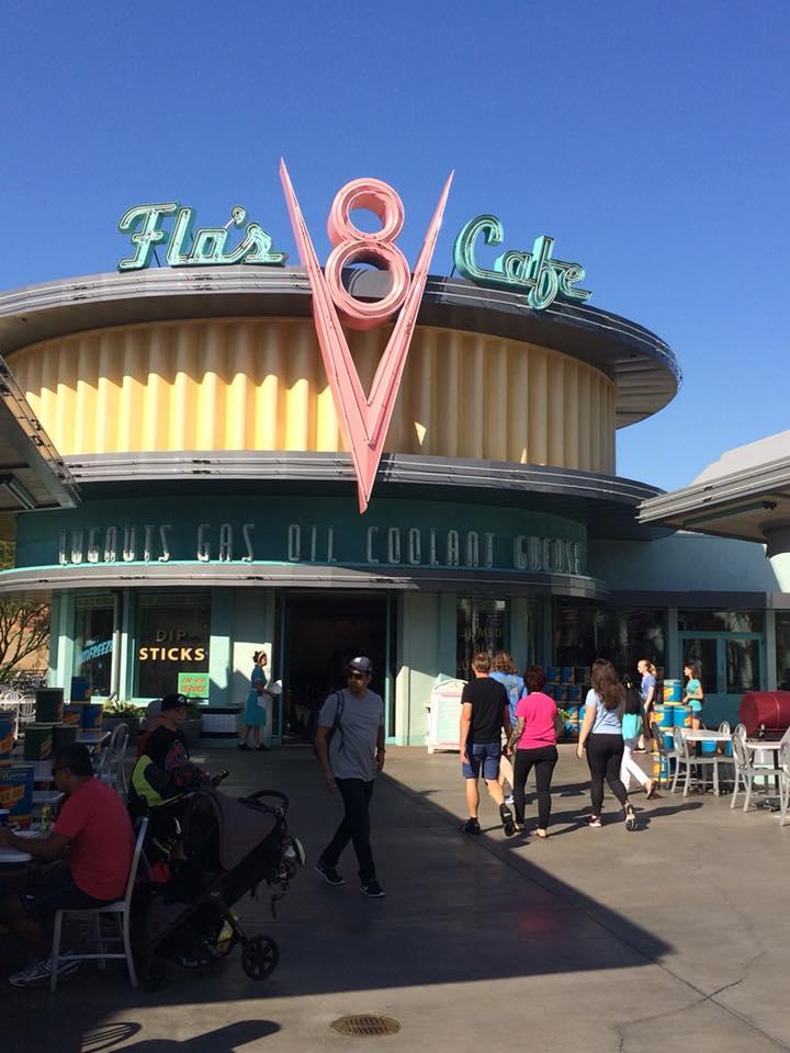 Some Of My Favorite Restaurants At The Disneyland Resort