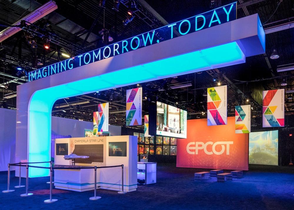 Disney ParksPavilion atD23 Expo 2019