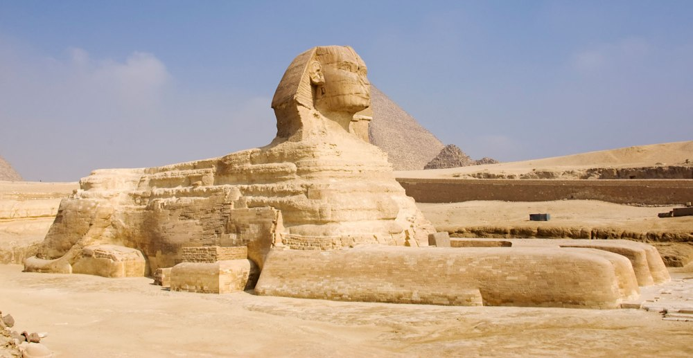 Great-Sphinx-Giza-Egypt