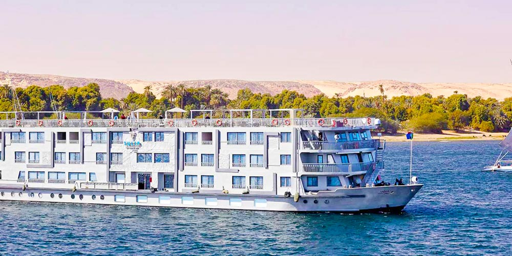MS Tulip Nile Cruise Itineraries and Prices - Trips in Egypt